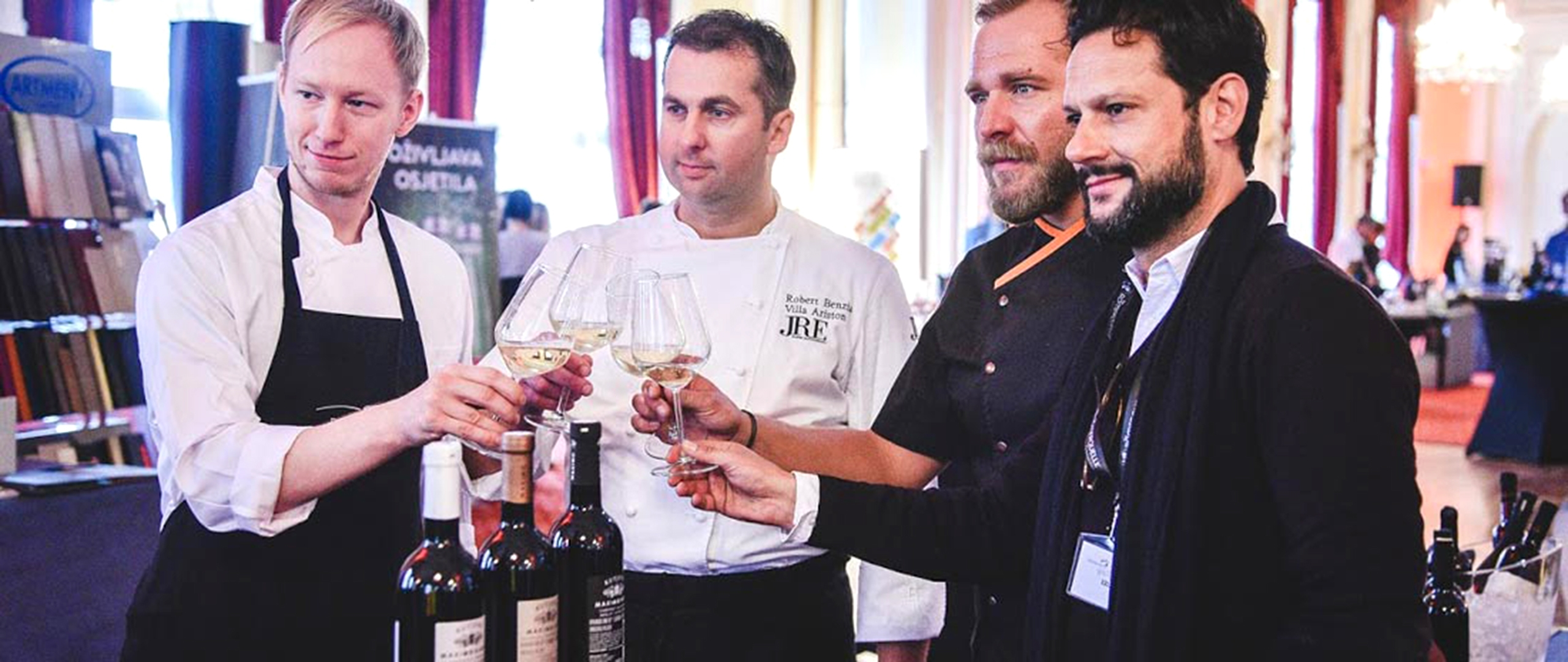 Kutjevo d.d. in Opatija at the Hedonist – Gourmet & Wine Festival